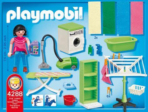 Badezimmer Luxusvilla Playmobil | Slagerijstok