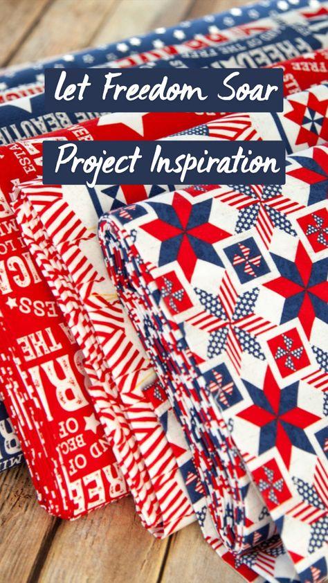 Let Freedom Soar  Project Inspiration