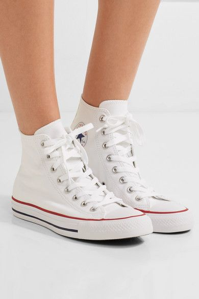 converse blanche fille 25