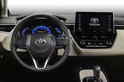 2020 Toyota Corolla Interior Toyota Corolla Toyota Toyota Corolla Price
