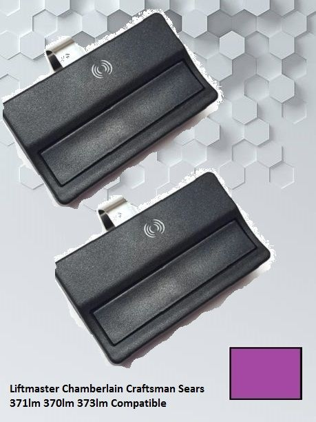Details About 371lm 2 Pack Liftmaster Chamberlain Sears Craftsman