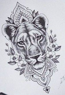 Lion Tattoo Ideen Tattoo 2020 Aslan Dovmesi Dovmeli Kadin Dovme