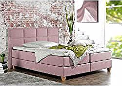Home Affaire Boxspring Bett Casey 140x200 Cm Rosa Home Affairehome Affaire In 2020 Diy Furniture Couch Fall Decor Diy Crafts Diy Furniture Plans