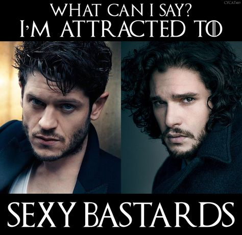 First time I've ever been attracted to Ramsay. The difference a beard makes...