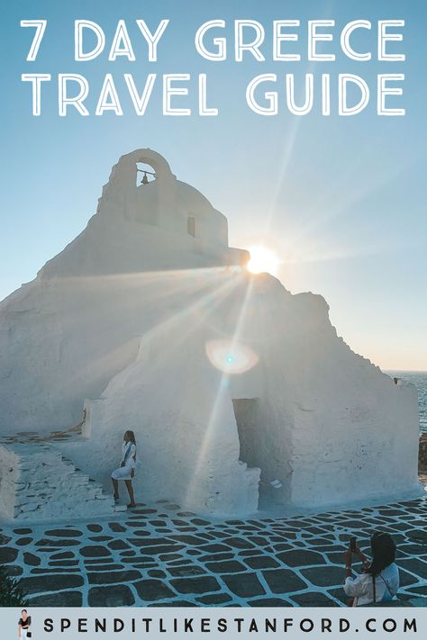 Ultimate Greece Travel Guide
