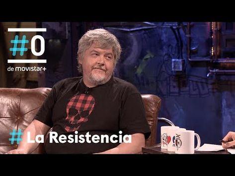 LA RESISTENCIA - Entrevista a Javier Coronas   #LaResistencia 05.07.2018 - YouTube