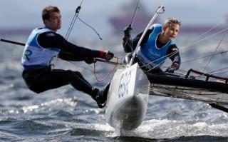 Rio Olympics 2016: Team GB continue to impress in the sailing with more Nacra 17…