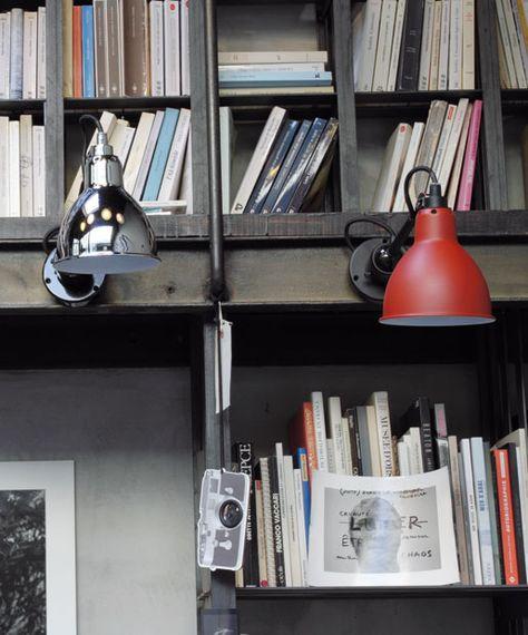 Marset Nolita un Mural Noir Lampe Lumière