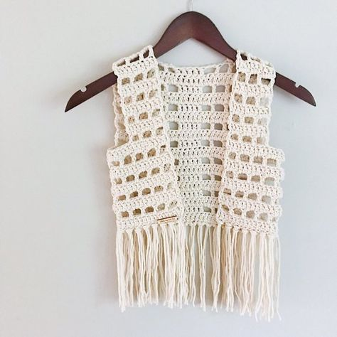 04f6aa68fd10e6 Wear this cropped boho vest over your dresses, tank top and shorts or  jeans! Perfect for boating, music festivals, cookouts, or over your swim  suit on the ...