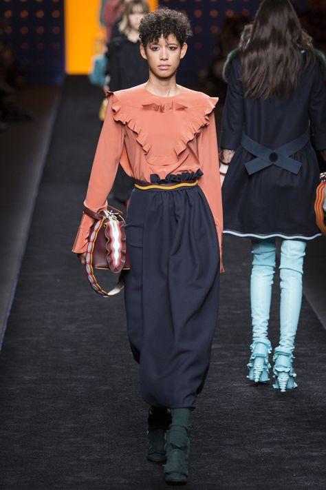 Fendi Fall 2016 Ready-to-Wear Fashion Show