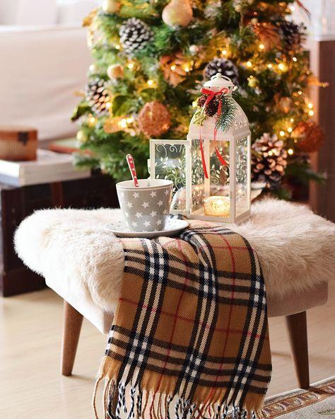 christmasspirit Bom dia! ❤️ Segunda começando...