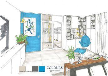 Wohnzimmer Nach Feng Shui Kriterien Umgestaltet Appricocolours