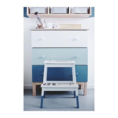 DIY u2013 TARVA i det blå (IKEA Sverige - Livet Hemma) Ikea hack - sch amp ouml ner wohnen farben schlafzimmer