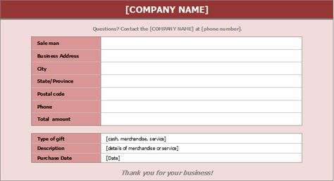Gift Receipt Template DOWNLOAD at    wwwreceipts-templates - amount receipt format