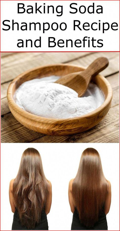 Baking Soda Shampoo Recipe and Benefits, #Baking #Benefits #DIYHairCarebakingsoda #Recipe #Shampoo #Soda #HowToUseBakingSodaAsShampoo