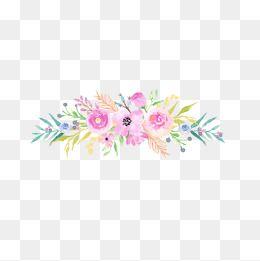 Imagens Flores Png E Vetor Com Fundo Transparente Para Download Gratis Pngtree Free Watercolor Flowers Flower Png Images Flower Painting