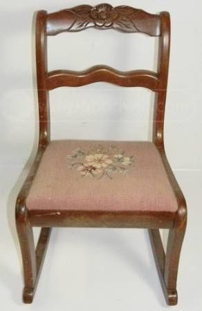 tell city chairs pattern 4526 mid century modern desk chair target reserved for gibsonchanda 6 antique 1940 s art deco vintage duncan phyfe style walnut finish dining room side pinterest