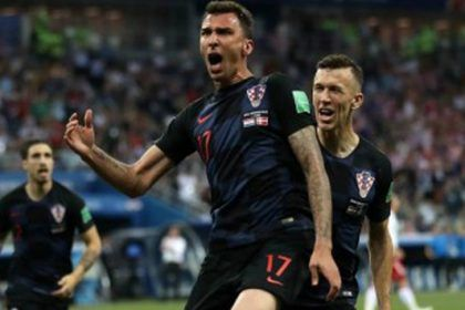 Russia Vs Croatia Full Match Fifa World Cup Croatia