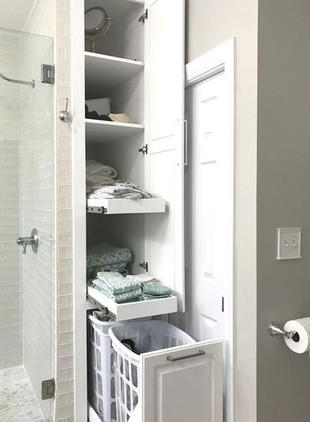 Trendy Small Master Bedroom Closet Ideas Budget Ideas Image 17 Of 24 In 2020 Small Bathroom Remodel Small Bathroom Bathrooms Remodel
