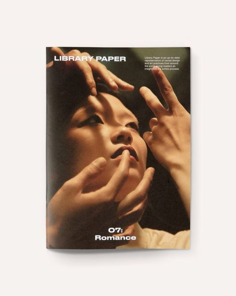 Library Paper, Issue 07 – Romance — Magazine by Catalogue Library