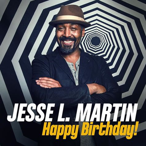 Happy Birthday to one of CCPDu0027s finest Watch Jesse L Martin in - möbel martin küche