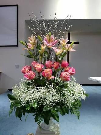 Resultado De Imagem Para Arranjos Florais Para Finados Com