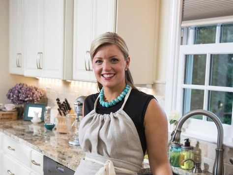 """Published 11/28/15---Season 9 """"Food Network Star"""" winner Damaris Phillips discusses her love for Christmas and Southern cooking."""