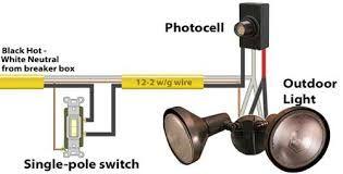 Bypass Wall Switch For Photocell Google Search In 2020 Motion Sensor Light Sensor Sensor