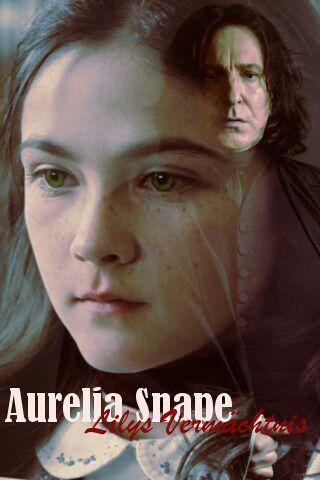 Aurelia Snape Lilys Vermachtnis Die Snapes Severus Snape Harry Potter Severus Snape Snape Harry Potter
