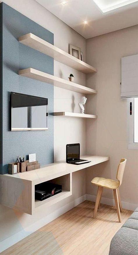 Melamine Furniture Melamine Furniture Small Floating Desk For