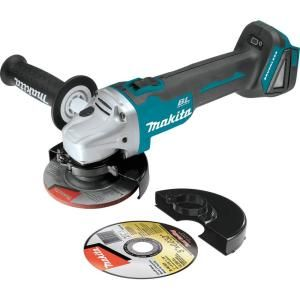 Makita 18 Volt Lxt Brushless 1 4 In 3 Speed Impact Driver Tool Only Xdt01z The Home Depot Angle Grinder Makita Impact Driver
