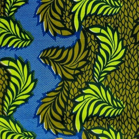 African wax prints are known for their vibrant colors and bold designs. These fabrics are cotton and are the best quality available in West Africa! Traditional used for garments, this fabric is p