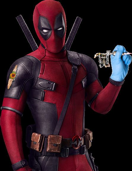 LNJ Dead pool 2 Costume Ryan Reynolds Wade Wilson High Quality Leather Jacket