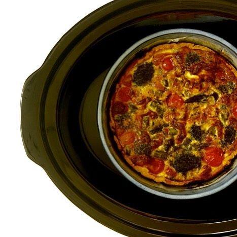 Albóndigas A La Jardinera Receta Para Crock Pot Receta Recetas Crock Pot Estofado De Ternera Cocción Lenta