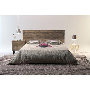 South Shore Valet Queen Platform Bed Wayfair Headboards For Beds Modern Platform Bed Furniture