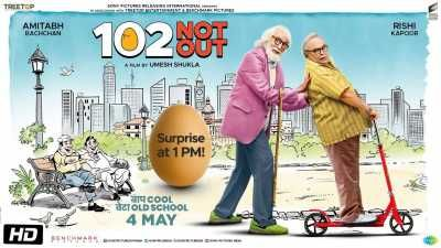 102 Not Out 2018 Hindi Movie Full Free Download 300mb Download Movies Hindi Movies Full Movies Download
