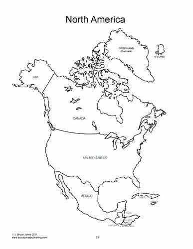 North America Coloring Map Luxury The Best Free Petitive Coloring Page Images Download