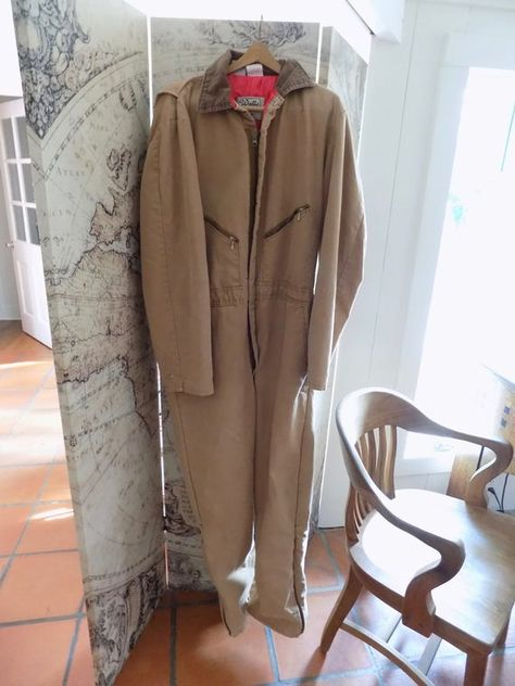 Vintage Walls Blizzard Pruf Overalls Large Tall In 2020