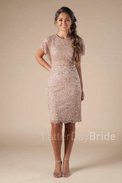 Modest Homecoming Dresses