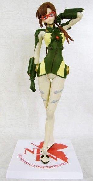 Evangelion Rey Ayanami Combat Suit PM Premium PVC Figure SEGA