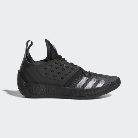 adidas Harden Vol. 2 Shoes Black | adidas US | Zapatillas