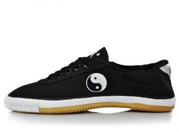 Warrior footwear Tai Chi shoes with Tai Chi Pattern on the