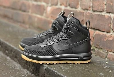 Pocos Procesando alquitrán  NIKE Lunar Force Duckboot Boot Air Water Shield | Duck boots, Nike boots  mens, Sneakers men fashion