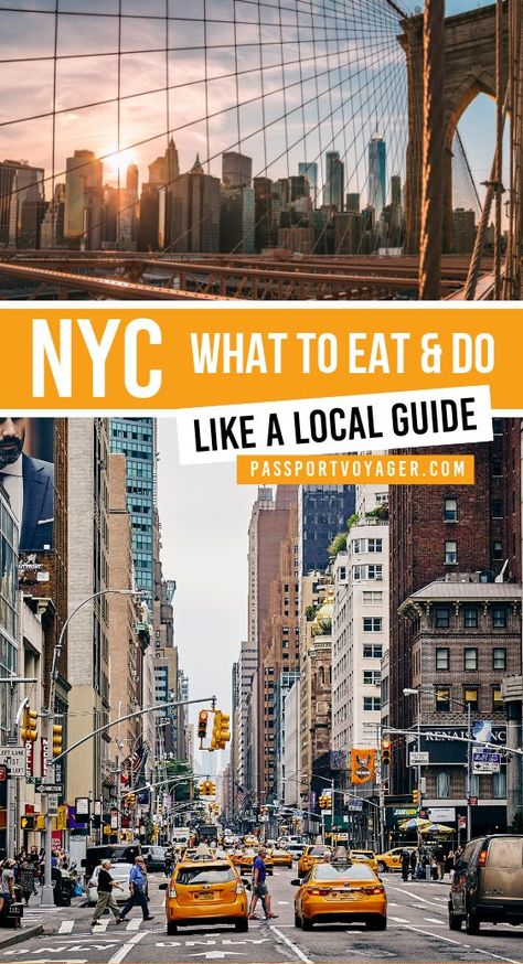 Want to enjoy NYC like a local, avoid tourist traps, common NYC mistakes, and more? Don't go to NYC before reading this! This is the ultimate guide to the city that never sleeps, featuring all the best tips and tricks to enjoying your time in NYC (by an actual New Yorker!) These practical hacks for how to use the subway, stay safe, blend in, where to eat and what attractions you can skip will be invaluable to any visitor! #nyc #travel #unitedstates #manhattan #brooklyn #newyork #newyorkcity #USA