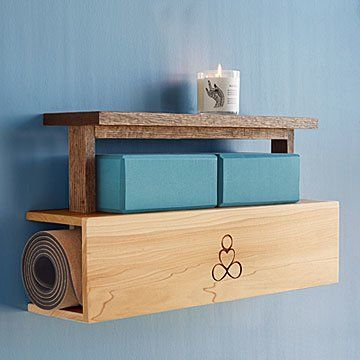 Yoga Mat Storage And Display Mat Rack Home Yoga Room Yoga Mat Storage Yoga Room
