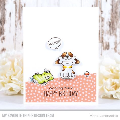 Stamps: BB Woof PackDie-namics: BB Woof PackAnna Lorenzetto#mftstamps
