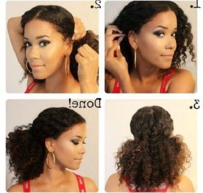 Hairstyles For Wavy Poofy Hair Gaya Rambut Rambut