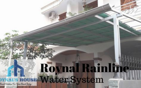 Cv Roynal S House Talang Air Hujan Metal Baja Galvanis Ex Lindab Melayani Penjualan Area Jabodetabek Hub 021 84984741 081212407272 Eksterior Rumah Air