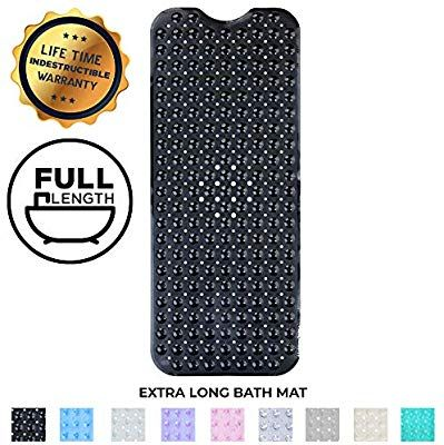 Amazon Com Enkosi Extra Large Long Non Slip Bathroom Bath Mat For