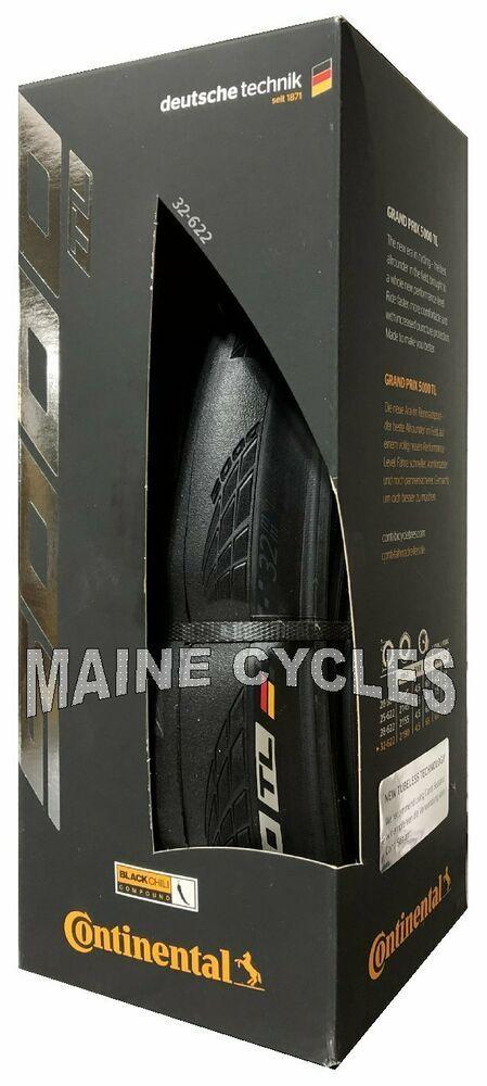 Continental Grand Prix Gp 5000 Tl Tubeless Ready 700 X 32 All Black Grand Prix Rolling Resistance Grands